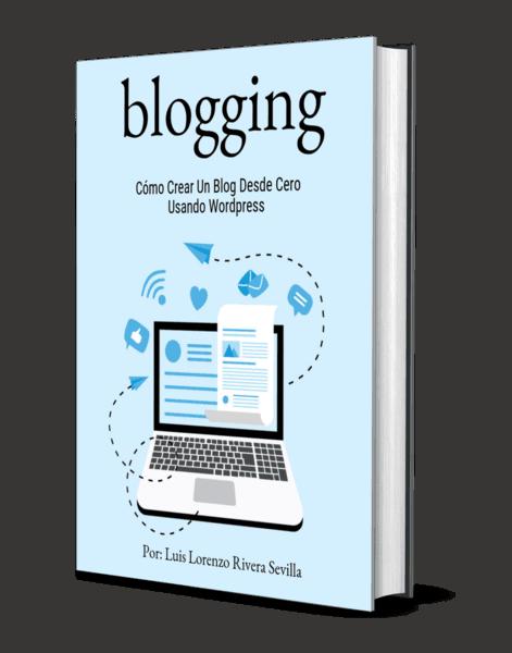 Ebook La Creación De Tu Blog