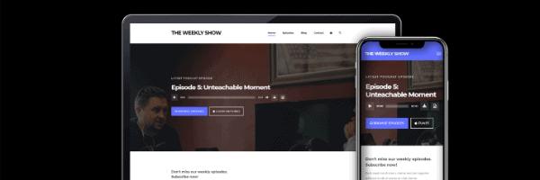 Podsite.io Para Crear El Sitio Web De Tu Podcast