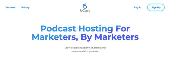 Usar Bcast.fm Como Alternativa a Podbean